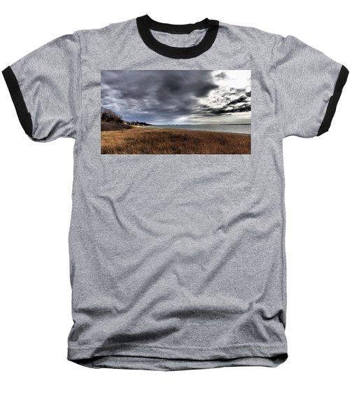 Dramatic Landscape At Elizabeth Morton Baseball T-Shirt