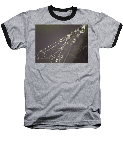 Droplets Baseball T-Shirt