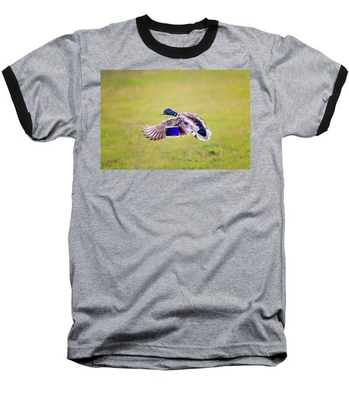 Duck-drake Baseball T-Shirt