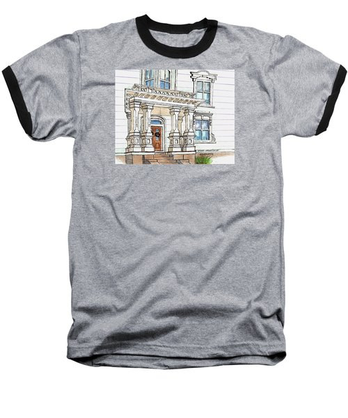 Essex Street Front Door Baseball T-Shirt