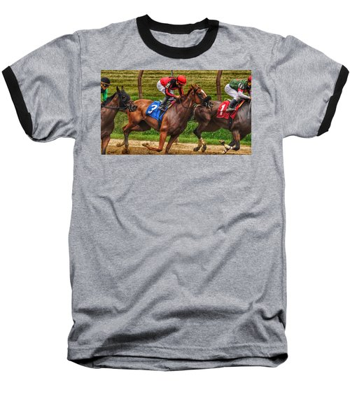 3 Gaining Baseball T-Shirt