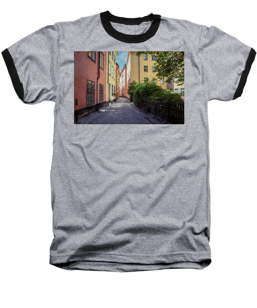 Gamla Stan Baseball T-Shirt
