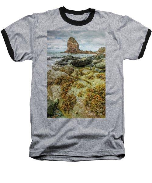 Baseball T-Shirt featuring the photograph Gwenfaens Pillar by Ian Mitchell