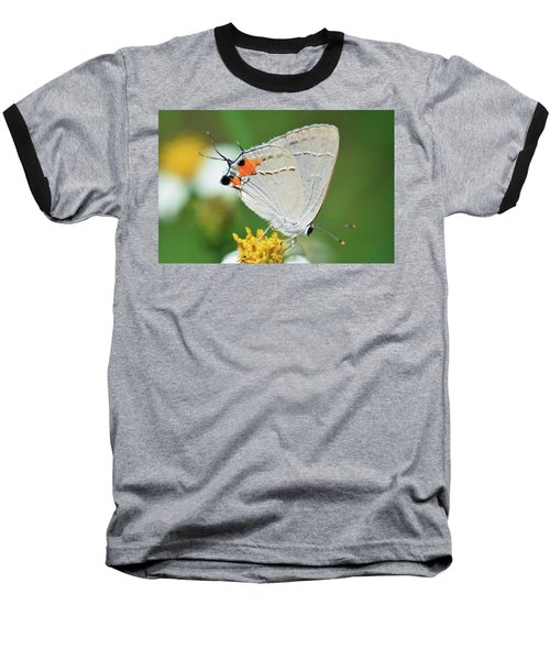 Hairstreak Baseball T-Shirt