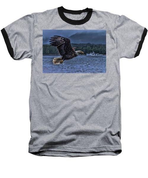 In Flight. Baseball T-Shirt