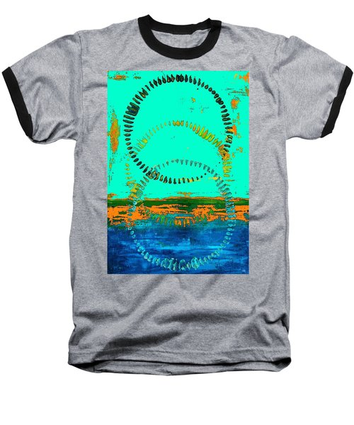 3 In One Baseball T-Shirt by Everette McMahan jr