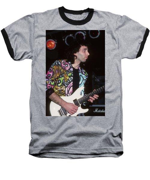 Joe Satriani Baseball T-Shirt