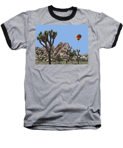 Joshua Landing Baseball T-Shirt