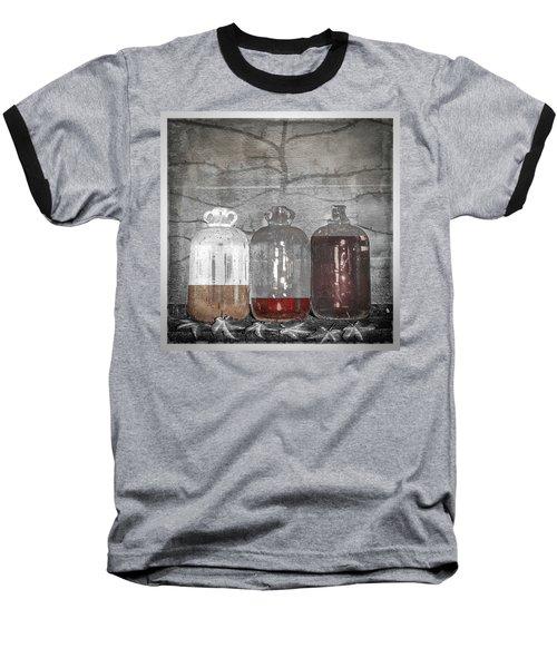 3 Jugs Baseball T-Shirt by Marty Garland