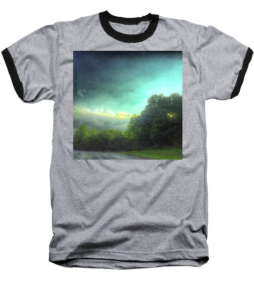 Baseball T-Shirt featuring the photograph 3 June 16 by Toni Martsoukos