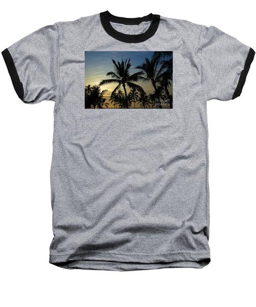 Kona Sunset Baseball T-Shirt