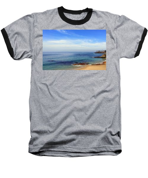 Laguna Beach California Baseball T-Shirt