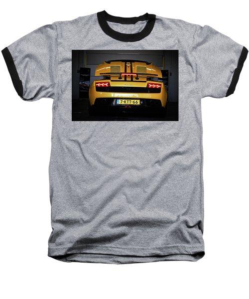 Lamborghini Gallardo Baseball T-Shirt