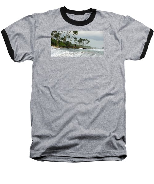 Long Beach Kogalla Baseball T-Shirt by Christian Zesewitz