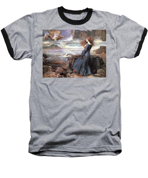 Miranda - The Tempest Baseball T-Shirt