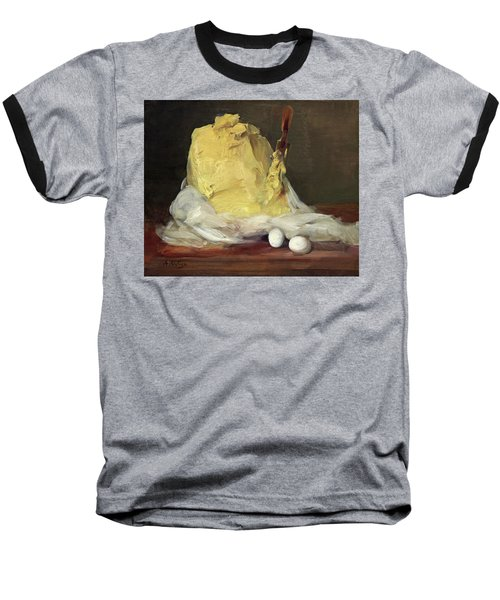 Mound Of Butter Baseball T-Shirt