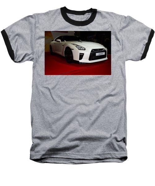 Nissan Gtr Baseball T-Shirt
