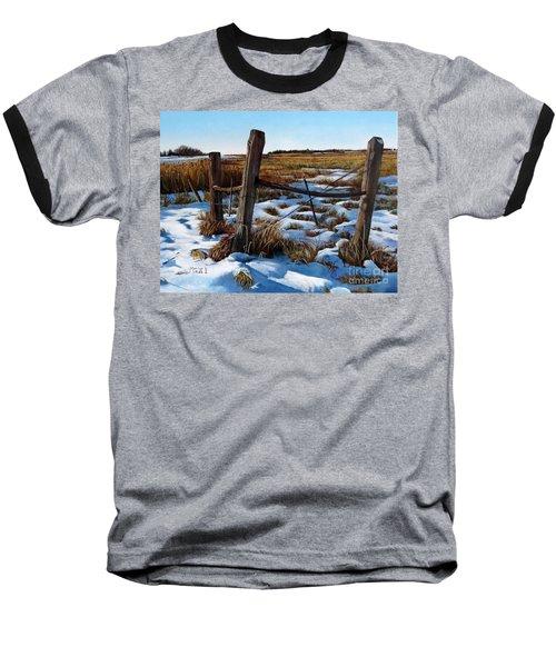 3 Old Posts 2  Baseball T-Shirt