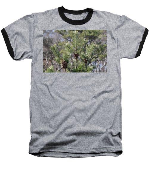 Baseball T-Shirt featuring the photograph 3 by Paul SEQUENCE Ferguson             sequence dot net
