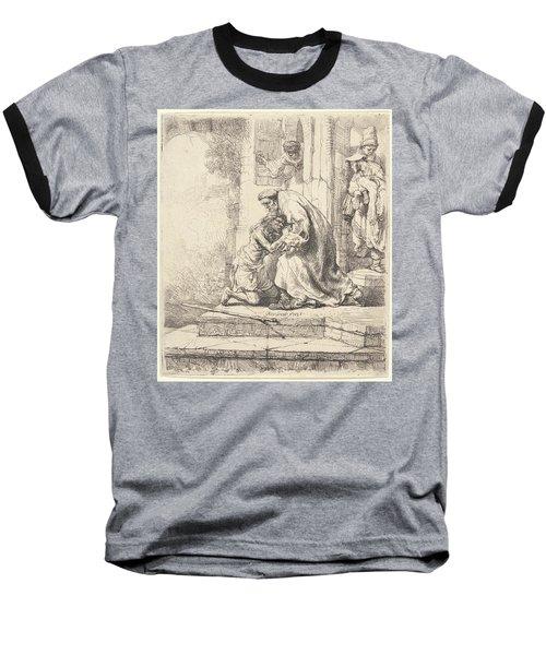 Return Of The Prodigal Son Baseball T-Shirt