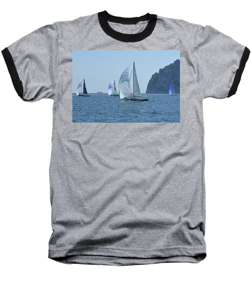 Rolex Capri Sailing Week 2014 Baseball T-Shirt
