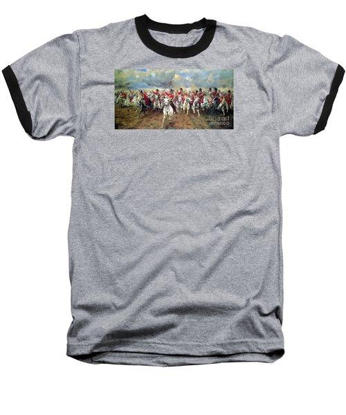 Scotland Forever Baseball T-Shirt