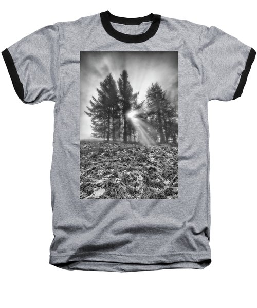 Baseball T-Shirt featuring the photograph Scottish Sunrise by Jeremy Lavender Photography