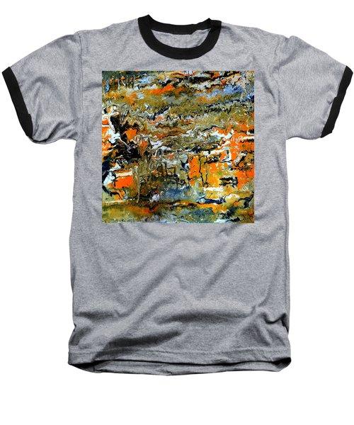 Series 2017 Baseball T-Shirt by David Hatton