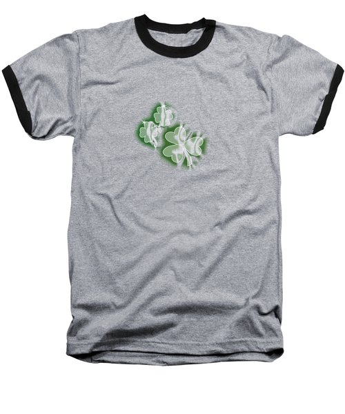 3 Shamrocks Baseball T-Shirt