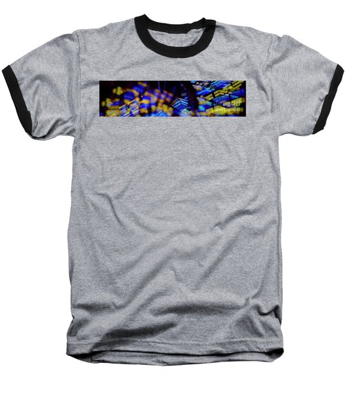 Singapore Night Urban City Light - Series - Your Singapore Baseball T-Shirt