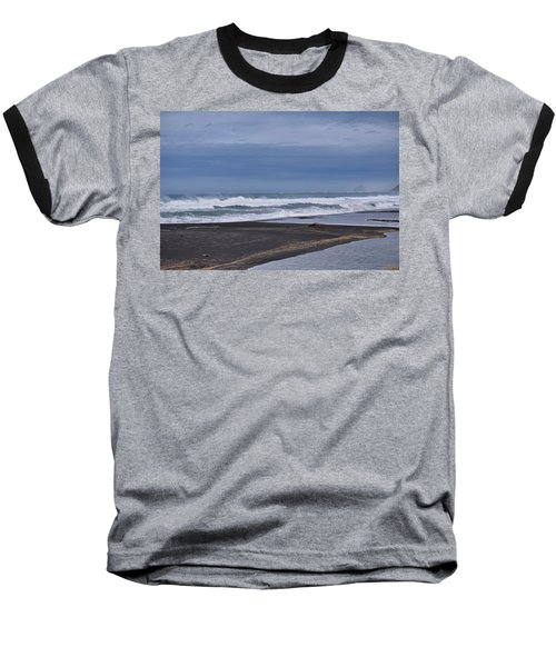 The Lost Coast Baseball T-Shirt