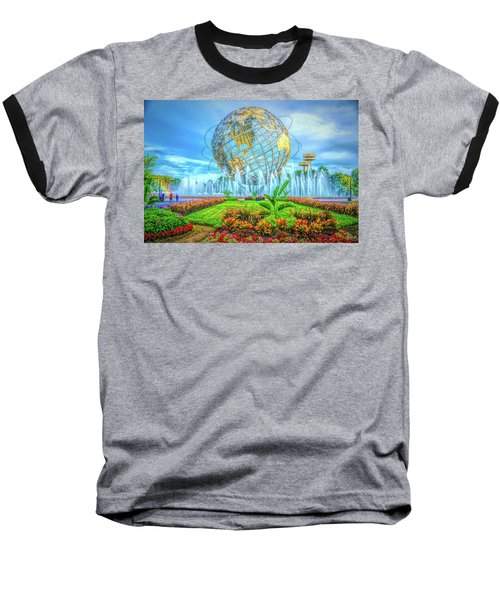The Unisphere Baseball T-Shirt