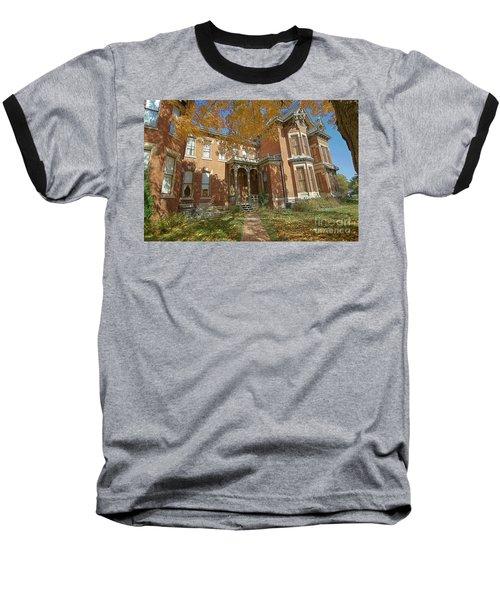 Vaile Mansion Baseball T-Shirt