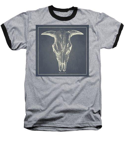 Vintage Ox Head Baseball T-Shirt