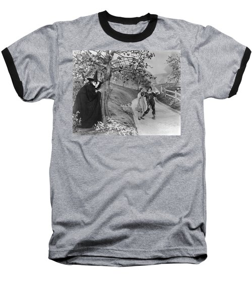 Wizard Of Oz, 1939 Baseball T-Shirt by Granger