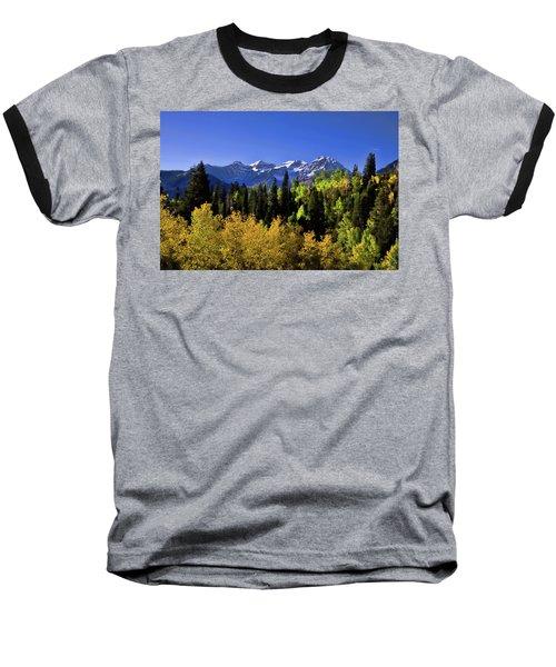 Autumn Splender Baseball T-Shirt