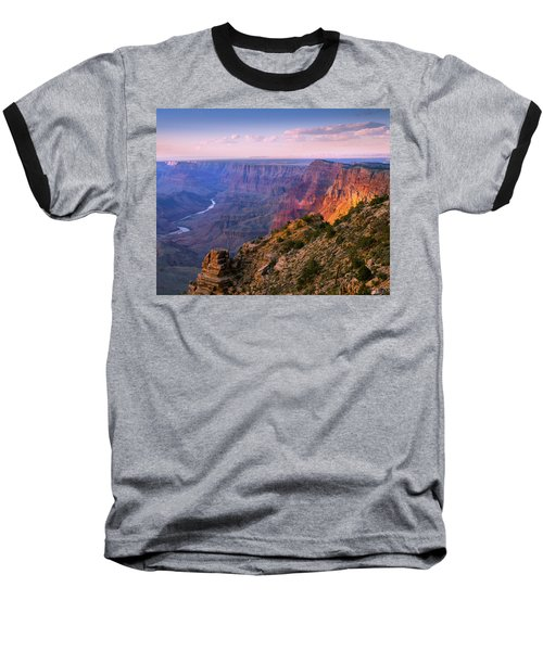 Canyon Glow Baseball T-Shirt