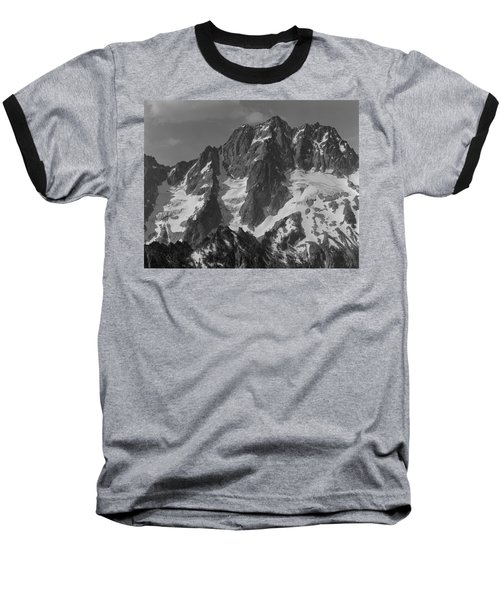 304630 Bw North Face Mt. Stuart Baseball T-Shirt