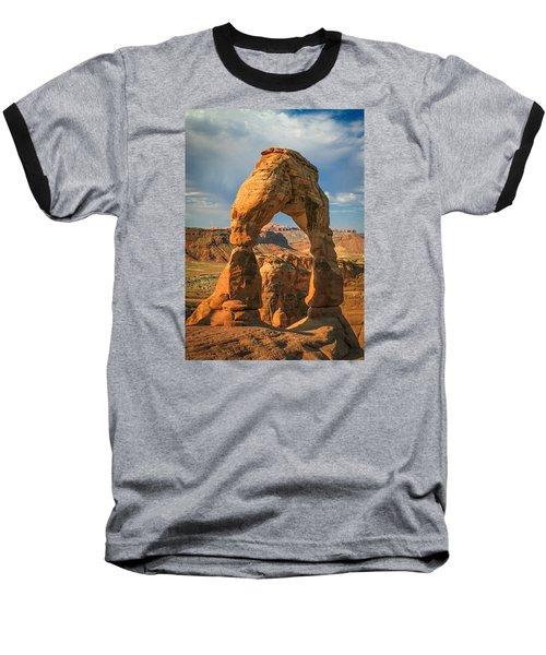 #3057 - Delicate Arch, Utah Baseball T-Shirt