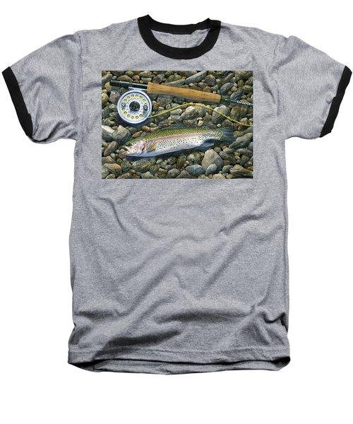Test Baseball T-Shirt by Test