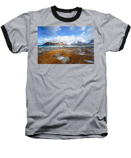 32 Blues Baseball T-Shirt