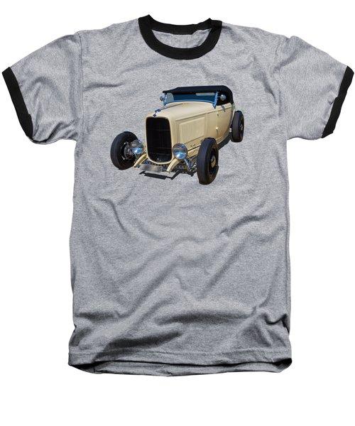 32 Ragtop Baseball T-Shirt