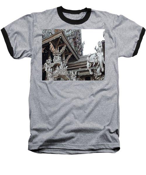 World Peace Activist Baseball T-Shirt