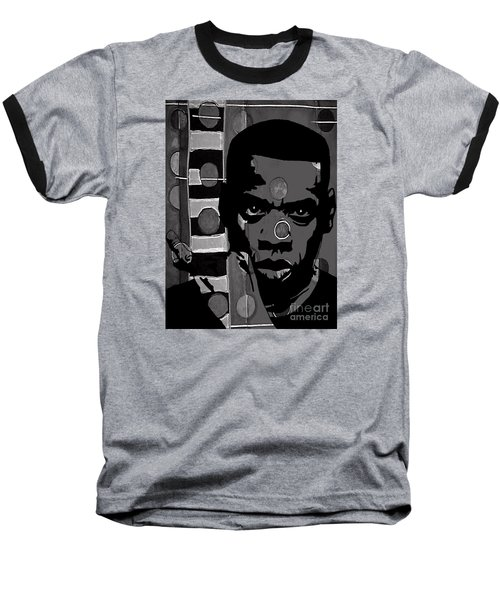 Jay Z Collection Baseball T-Shirt