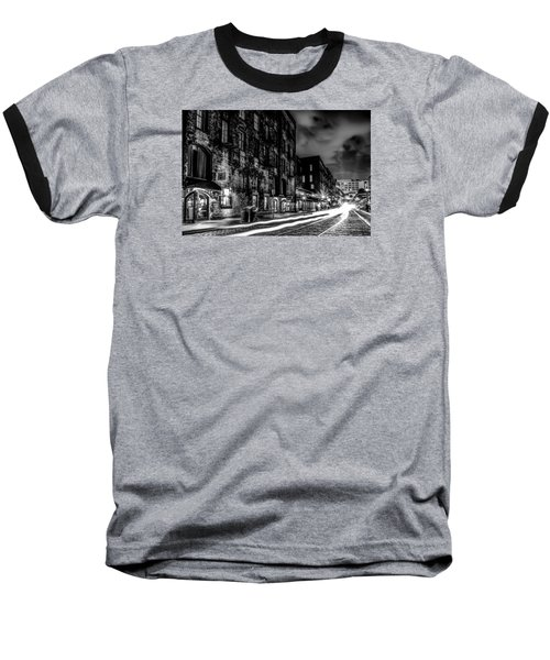 Baseball T-Shirt featuring the photograph Savannah Georgia Waterfront And Street Scenes  by Alex Grichenko