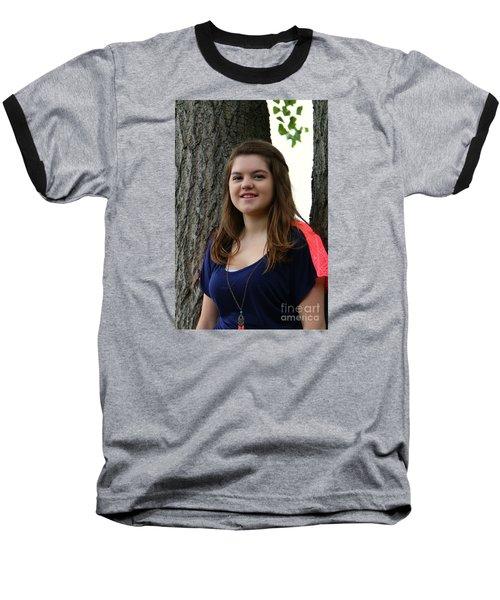 3415v2 Baseball T-Shirt by Mark J Seefeldt