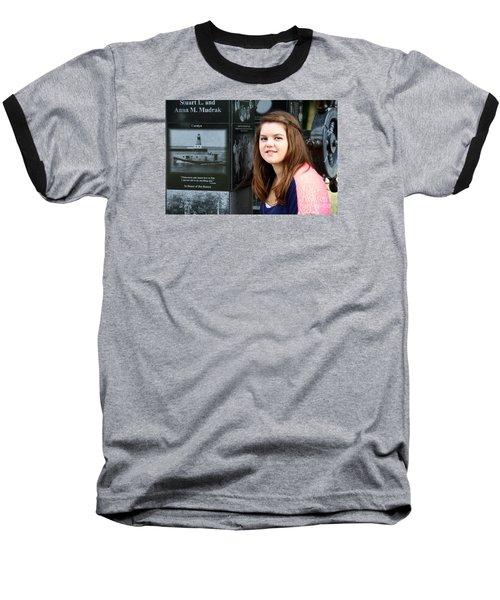3429 Baseball T-Shirt by Mark J Seefeldt