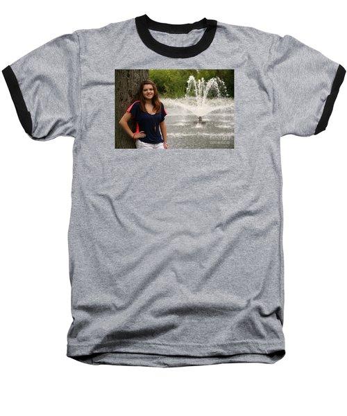 3445 Baseball T-Shirt by Mark J Seefeldt