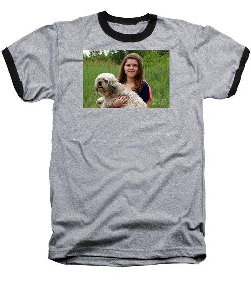 3459 Baseball T-Shirt by Mark J Seefeldt