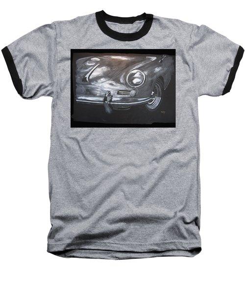 356 Porsche Front Baseball T-Shirt
